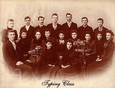 typing-class